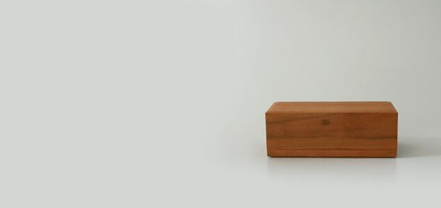 東屋 あづまや/木製 バターケース/200g半切 [木製 バターケース200g半切は東屋]