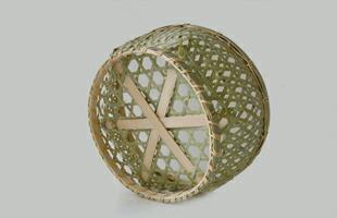 千葉/真竹 椀かご 丸型