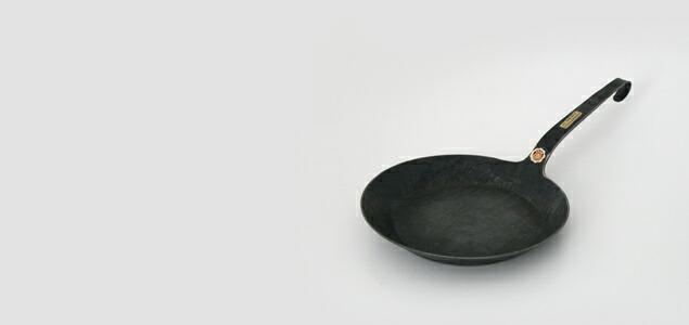 turk ターク/鉄 フライパンΦ20cm/IH対応 [ おしゃれ ih対応/フライパン 鉄はturk ターク ]