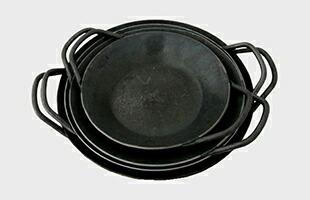 turk ターク 鉄フライパン グリルパン そのまま食卓へ