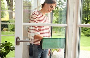 VORWERK/コーボルト/窓掃除 ウィンドークリーナーVG100 [窓掃除 ウィンドークリーナーはフォアベルク コーボルト]