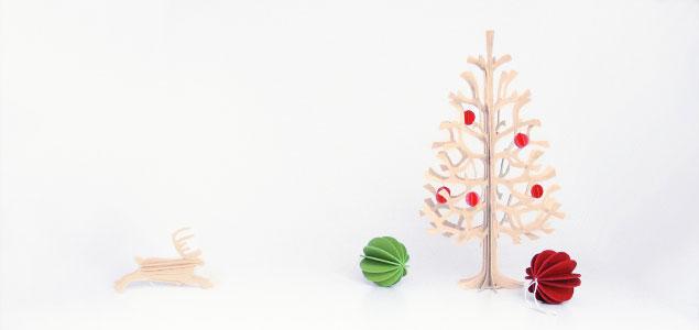 北欧lovi ロヴィ/クリスマスツリー用 クリスマス オーナメント ボール/木製クリスマスツリー 30cm 60cm 120cm用 クリスマス オーナメント ボール