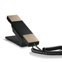 Jacob Jensen ヤコブ イェンセン|デザイン電話機/T-1 telephone/ブラック[北欧のシンプル デザイン電話機はJacob Jensen]