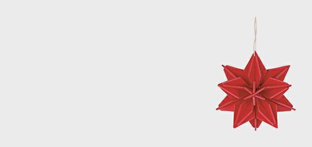 北欧 lovi ロヴィ オーナメント Star スター 星 10cm スター 星 飾り 雑貨 北欧 おしゃれ happy birthday ハッピーバースデー