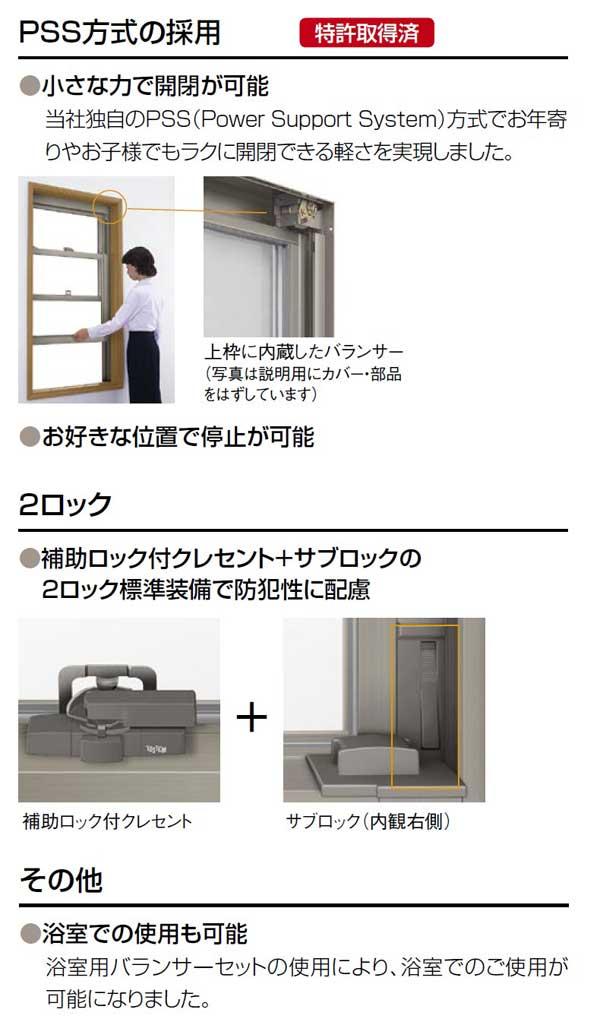 上げ下げ窓SH説明1
