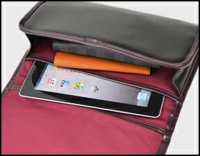 0b6e4bf0931d 楽天市場】iPadやタブレット、スマホが収納できるカブセクラッチバッグ ...