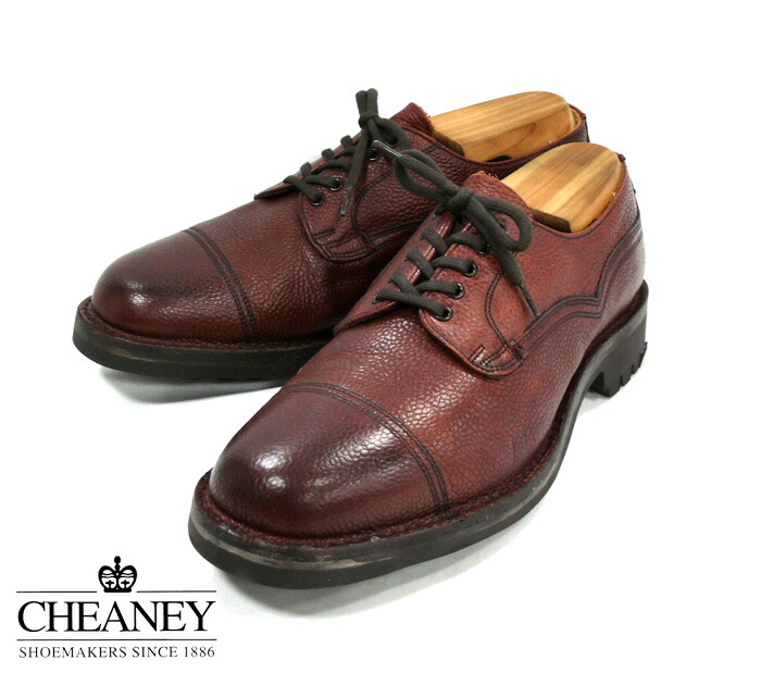 チーニー 靴