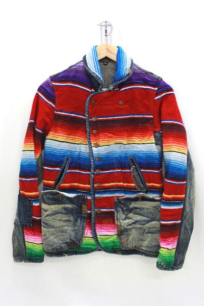 アルチザンデラックス ヴィンテージ カバーオール ジャケット サイズXS 1