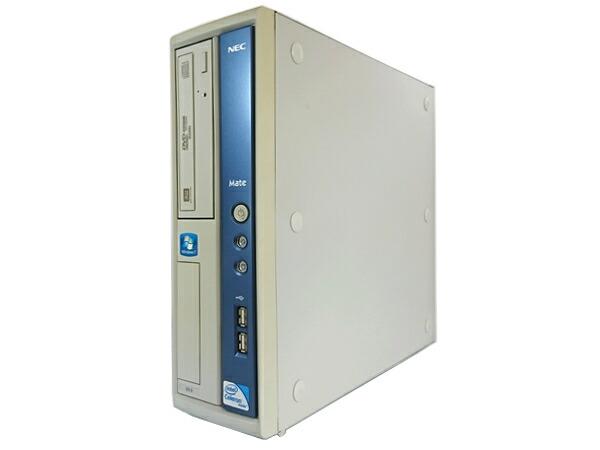 NEC限定デスクトップ (Celeron 2.4GHz 2GB 160GB DVD-ROM Windows7 Pro 32bit)