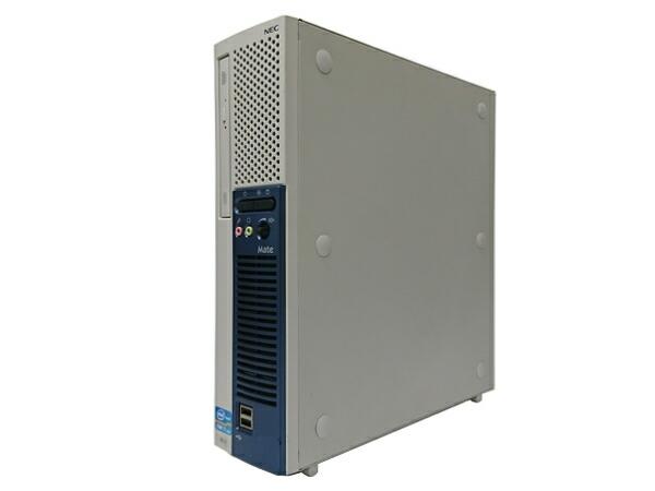 [N54DX] NEC ME-D (Core i7 2600S 2.8GHz 4GB 250GB DVD-ROM Windows10 Professional 64bit)