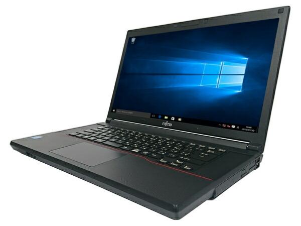 富士通 LIFEBOOK A553/G (Celeron 1.8GHz 4GB 320GB DVD-ROM Windows10 Professional 64bit)