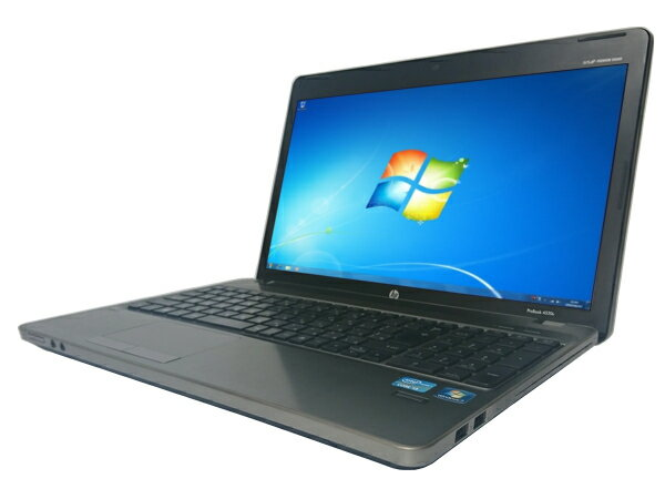HP ProBook 4530s (Core i3 2350M 2.3GHz 4GB 320GB DVD-ROM Windows7 Professional 64bit)