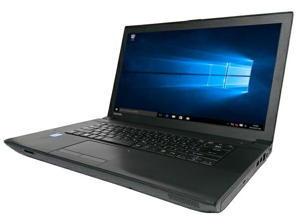 東芝 dynabook Satellite B453/J (Celeron 1005M 1.9GHz 4GB 320GB DVD-ROM Windows10 Professional 64bit)