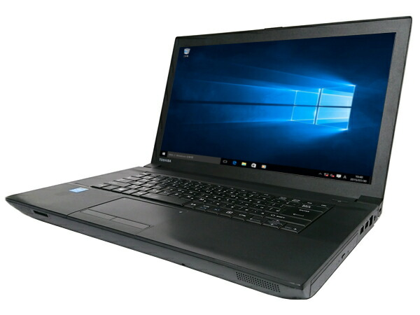 東芝 dynabook Satellite B453/J (Celeron 1005M 1.9GHz 4GB 320GB DVD-ROM Windows10 Pro 64bit)
