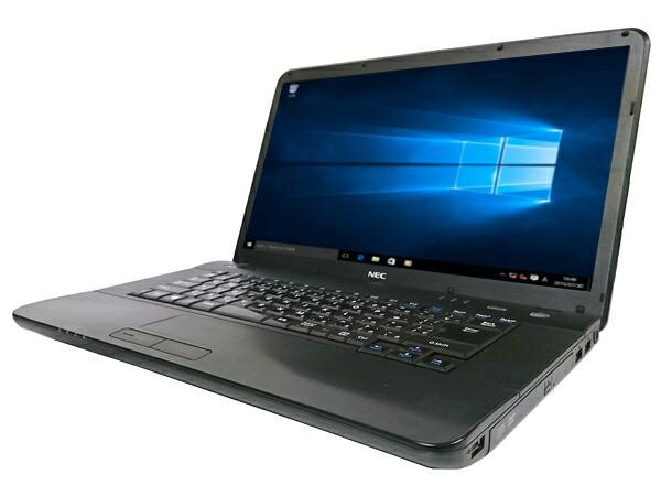 [N107Aw][わけあり特価] NEC VK18E/A-F (Celeron 1.8GHz 4GB 320GB DVD-ROM Windows10 Professional 64bit)