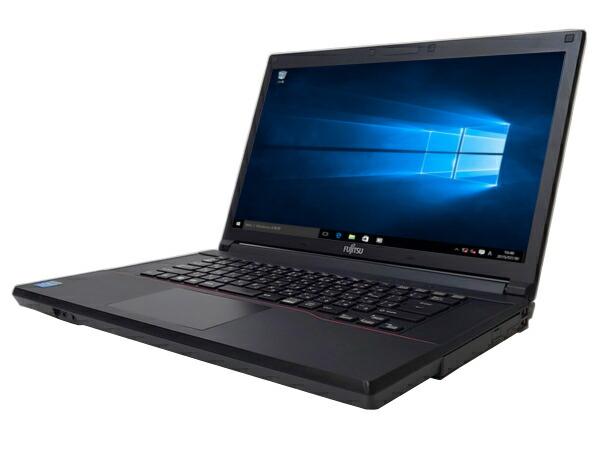富士通 LIFEBOOK A553/H (Celeron 1000M 1.8GHz 4GB 320GB DVD-ROM Windows10 Professional 64bit)
