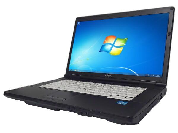 富士通 LIFEBOOK A561/D (Core i3 2330M 2.2GHz 4GB 250GB DVD-ROM Windows7 Professional)