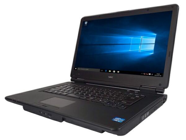 NEC VK25T/X-E (Core i5 3210M 2.5GHz 4GB 250GB DVD-ROM Windows10 Professional 64bit)