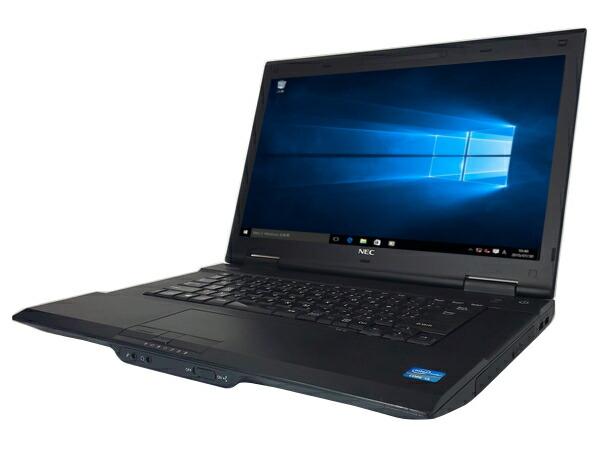 NEC VersaPro VK25L/X-G (Core i3 3120M 2.5GHz 4GB 320GB DVD-ROM Windows10 Pro 64bit)
