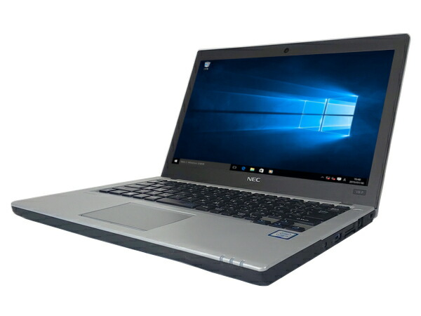 NEC VersaPro VK23TB-P (Corei5 6200U 2.3GHz 4GB 500GB 12.5インチ Windows10 Professional 64bit)