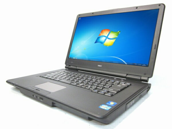 [N89Aw][無線LAN対応] NEC VK21L/X-C (Core i3 2310M 2.1GHz 4GB 250GB DVD-ROM Windows7 Pro 64bit)