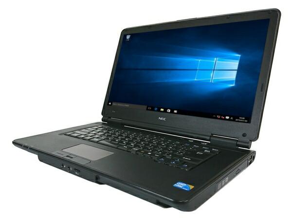 [N97AX][無線LAN対応] NEC VersaPro VX-A (Core i5 2.4GHz 4GB 160GB DVDマルチ Windows10 Home)