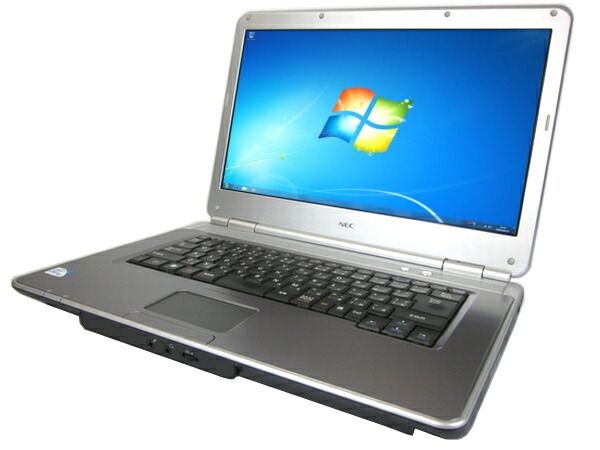 [N100Aw][わけあり特価]NEC VA-9 (Core2 Duo 2.5GHz 2GB 160GB DVD-ROM Windows7)