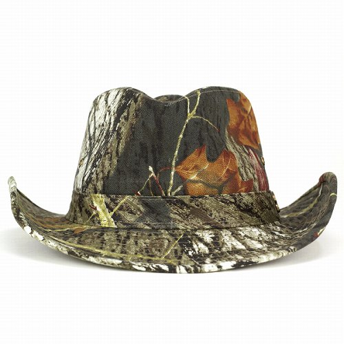 Elehelm Hat Store Cowboy Hat Mens Mossy Oak Military