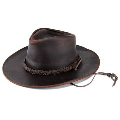 ELEHELM HAT STORE: Leather cowboy hat and leather hats ...