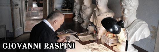ジョバンニ・ラスピーニ:タイトルバナー