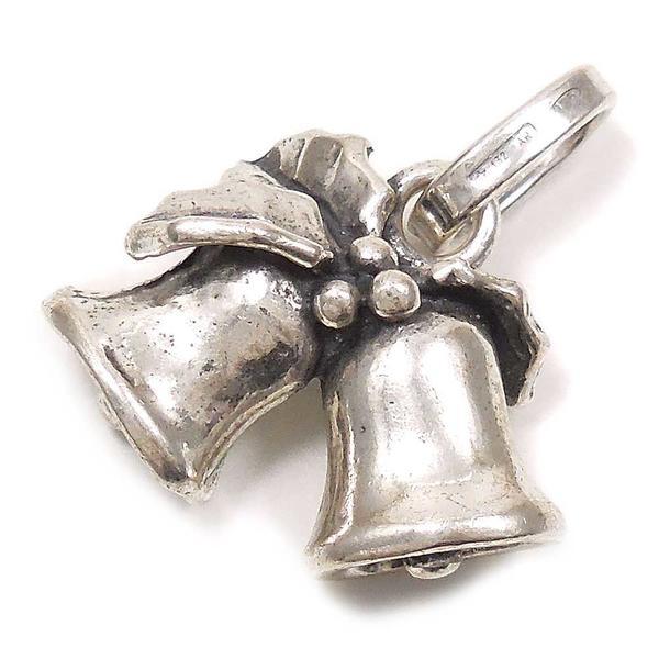 ジョバンニ・ラスピーニ:クリスマスベルの燻し銀チャーム