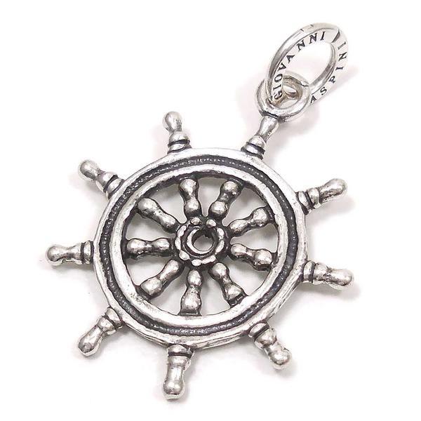 ジョバンニ・ラスピーニ:錨の燻し銀チャーム
