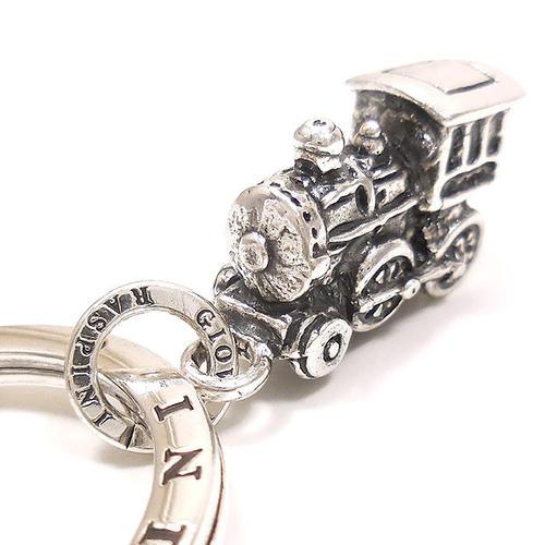 ジョバンニ・ラスピーニ:機関車の燻し銀キーホルダー