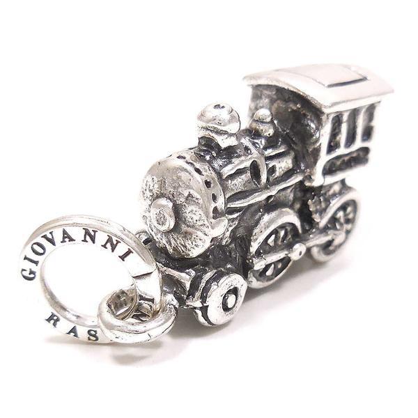 ジョバンニ・ラスピーニ:機関車の燻し銀チャーム
