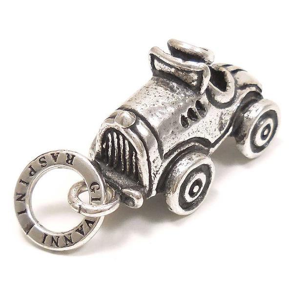 ジョバンニ・ラスピーニ:自動車の燻し銀チャーム