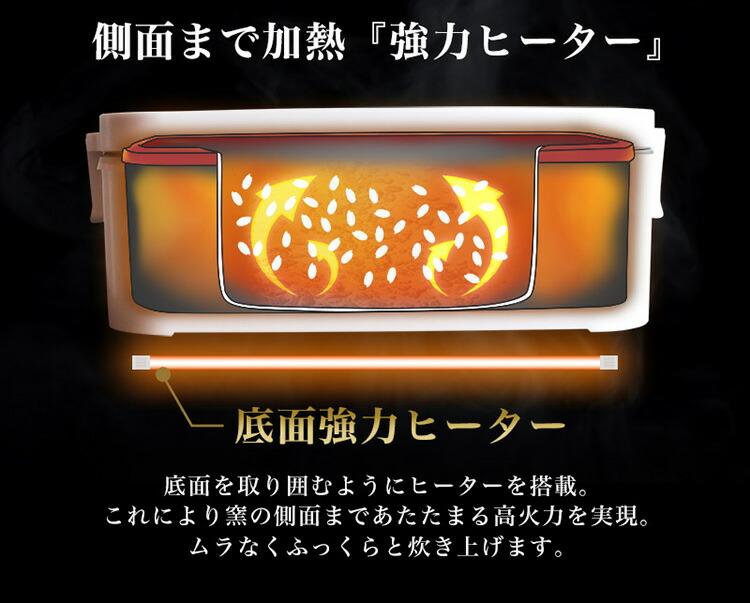 おひとりさま用超高速弁当箱炊飯器