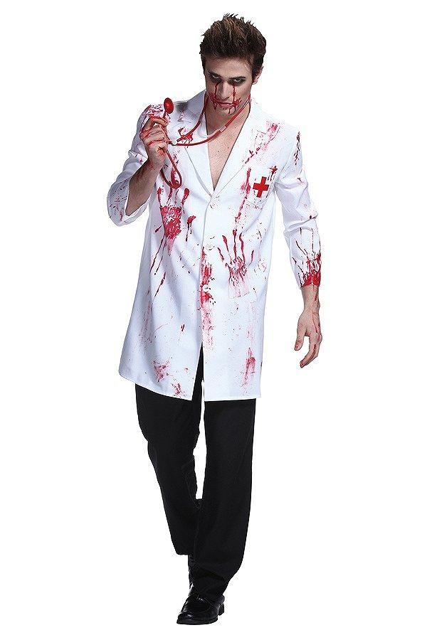 Mens Doctor Halloween Costume
