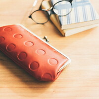 kanmi.カンミ 長財布 がま口 [レディース] ロングウォレット ガマグチ 日本製