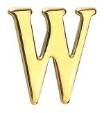 真鍮文字 ブラスレター