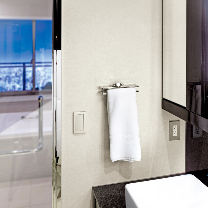 タオルハンガー タオル掛け タオルリング SC-61 おしゃれ 壁 洗面 トイレ キッチン