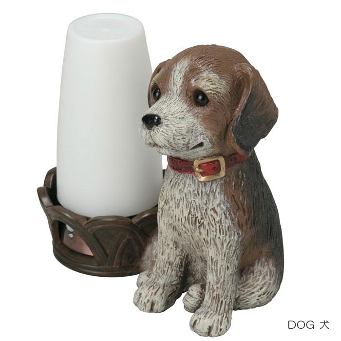 室内 照明 LED 人感センサーライト自動点灯 自動消灯 電球色 犬 いぬ 電池 フットライト 非常灯り インテリア ライト お祝い 新築祝い ギフト 贈り物 プレゼント