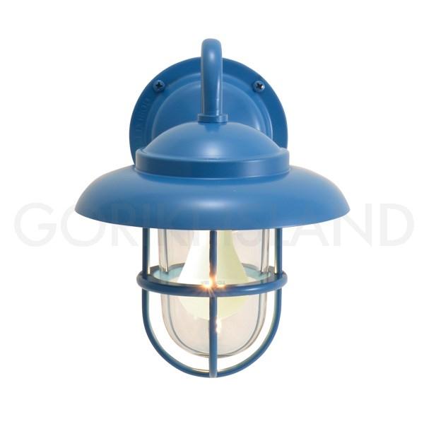 玄関 照明 ポーチ灯 ポーチライト LED 白熱球40W相当 防雨型 マリンランプ クリアガラス 照明器具