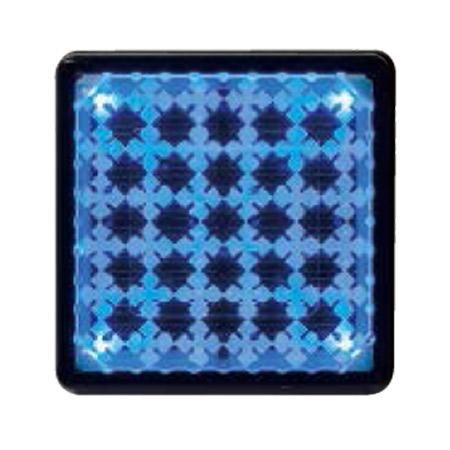 屋外照明 ソーラーライト 埋込 照明 駐車場 ライト 外灯 エスコートG ブルー