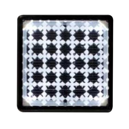 屋外照明 ソーラーライト 埋込 照明 駐車場 ライト 外灯 エスコートG ホワイト