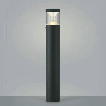 ガーデンライト ポール灯 庭園灯 LED一体型 白熱球60W相当 防雨型 照明器具