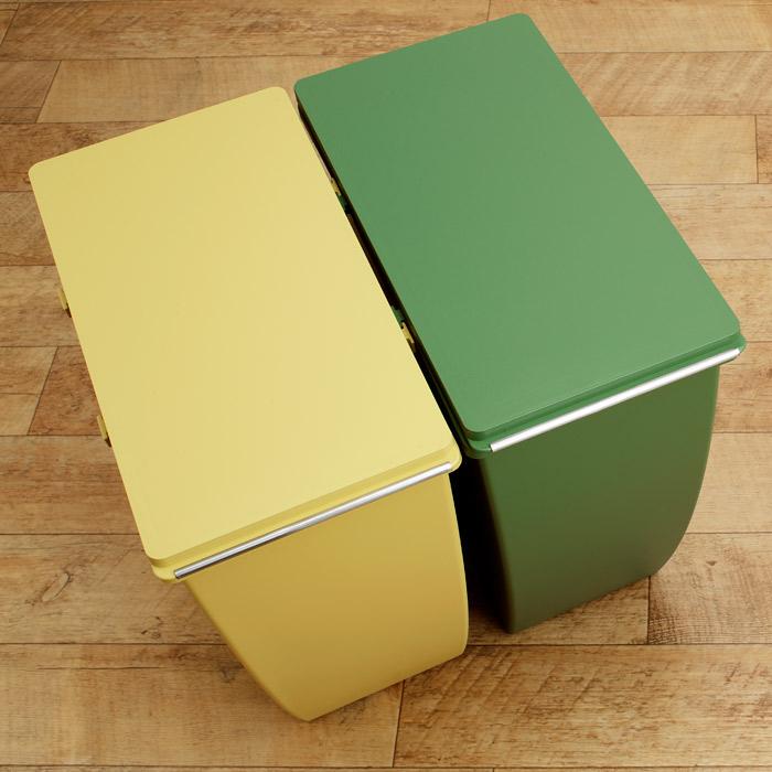 ごみ箱 くず入れ オープンタイプ ふた付き  ダストボックス おしゃれ スリム ゴミ箱 ごみ シンプル キッチン リビング カラフル