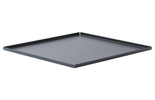 MA-ローテーブル用トレイ スチール製 W600×D600×H20mm 完成品