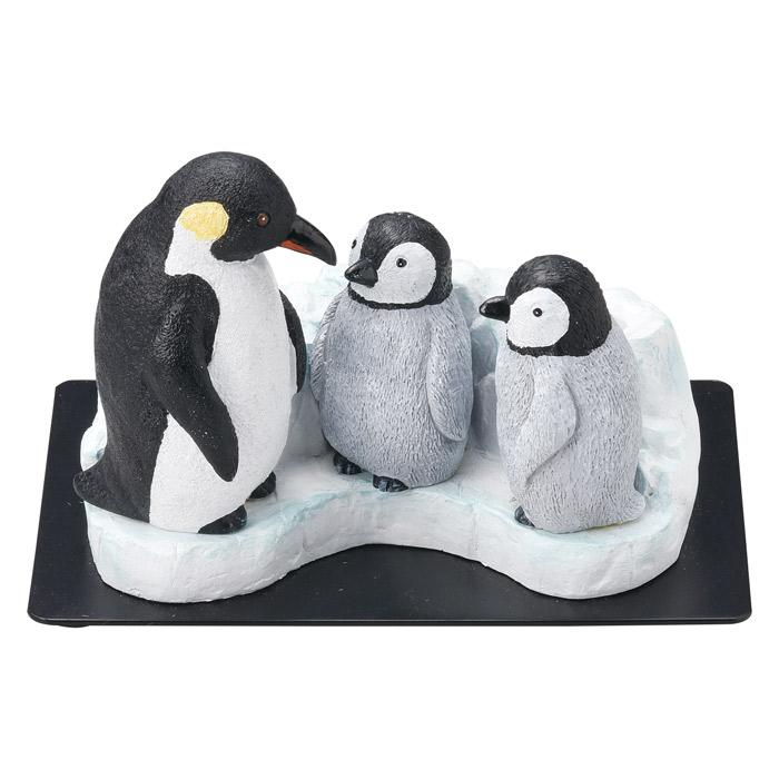 傘立て かさ立て 3本傘立て ペンギン ぺんぎん 可愛い おしゃれ 店舗 ガーデンニング雑貨 お祝い 新築祝い 贈り物