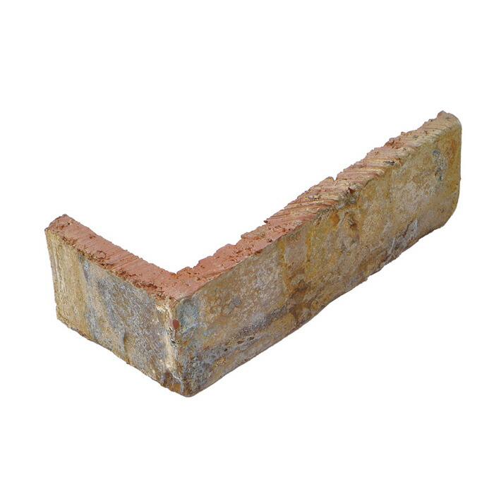 レンガ 煉瓦 ブロック アンティーク レンガ 屋外壁 シン ...