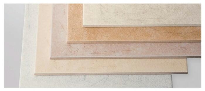 タイル リフォーム タイル デザインタイル 屋外床 寒冷地使用可能 磁器質 アンチスリップ加工 コローレ デコレートフロアタイプ DFB カラー1 セット単位(4枚)diy 玄関 アプローチ ベランダ